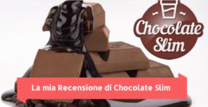 slim chocolate funziona